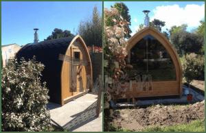 Saunas Extérieur Igloo, Jean Marc Boulanger, LES MATHES, France (2)