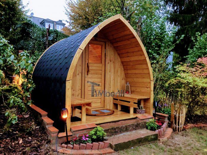 udendørs sauna dba