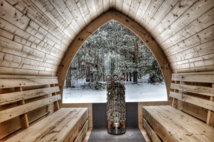 udendørs sauna københavn