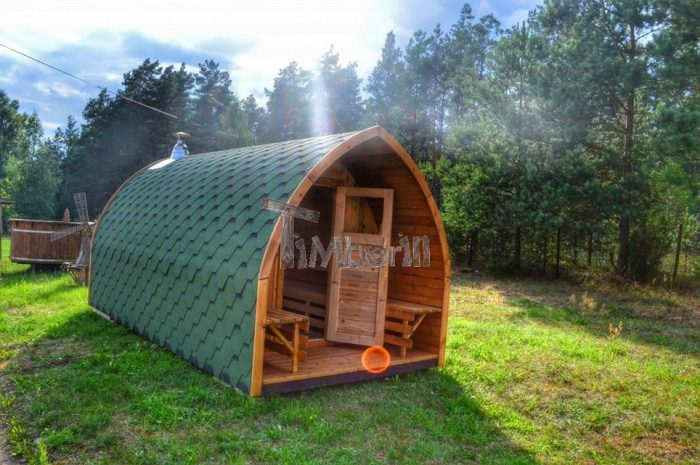 udendørs sauna tilbud