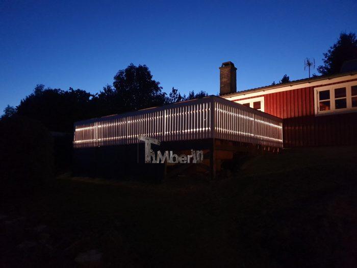 Vildmarksbad I Glasfiber Terrasse Til Indbygning Classic, Christian Grefstad, Melby, Denmark (3)