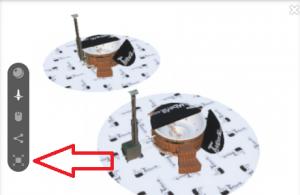 Træfyrede Vildmarksbade Med Bobler 3d